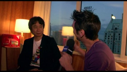 Rétro JDJV #18 : Le New York Nintendo World Store et Shigeru Miyamoto