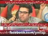 Rana Sanaullah Slaped by A Student when he called Imran khan Ghora