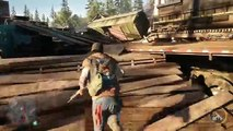 DAYS GONE PS4 WALKTHROUGH GAMEPLAY E3 2016 Mission