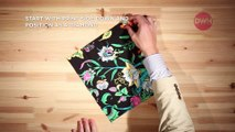 How to Fold a Pocket Square: One Point Fold