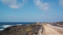 Porto di Pantelleria uscita delle barche a vela della Regata la Rotta di Jasmine