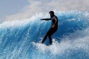 Le 18:18 - Splashworld : la plus grande vague artificielle du monde est à Monteux