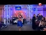 Girl Dance On CHIKNI CHAMELI in Russia's got talent