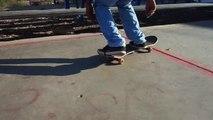 Noe Avalos - 50-50 Grind | SkateBoarding