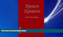 Enjoyed Read Ramon Novarro: A Biography of the Silent Film Idol, 18991968; With a Filmography