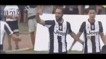 Relembre primeiro gol de Higuaín pela Juventus
