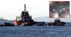 Sarayburnu'nda 3 Askerin Şehit Olduğu Deniz Kazasının Görüntüleri Ortaya Çıktı