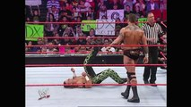 Rated RKO vs. John Cena & Shawn Michaels (Raw 26.2.2007)
