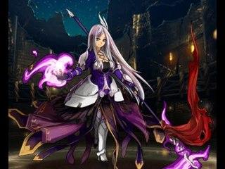 神魔之塔 - 日月狼偽光隊打「永恆英靈殿. 暗」初中高級