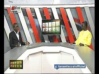 Les révélations de Abdoul Aziz Diop dans Faram Facce. Regardez