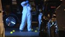 Beşiktaş'ta Lüks Cipe Silahlı Saldırı: 1 Ölü, 1 Yaralı