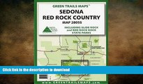 FAVORITE BOOK  Sedona - Red Rock Country: Including Slide Rock and Red Rock State Parks (Hiking /