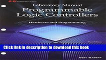 [Download] Programmable Logic Controllers: Hardware and Programming Kindle Free