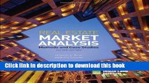 [Download] Real Estate Market Analysis: Methods and Case Studies, Second Edition Paperback Online