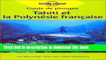 [Download] Guide plongee tahiti et polynesie fr. Hardcover Online