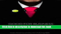 [Popular] Good for Business: The Rise of the Conscious Corporation Paperback Online