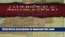 [Download] A Murder at Armageddon: A Judas Thomas Mystery (The Judas Thomas Mysteries) (Volume 1)