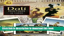 [Download] Dali Paintings: 24 Cards (Dover Postcards) Paperback Online