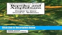 Ebook Self-Assessment Color Review of Reptiles and Amphibians (SELF-ASSESSMENT COLOR REVIEW