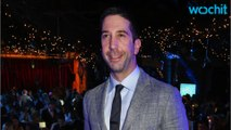 """David Schwimmer Says That Acting On """"Friends"""" Effected His Relationships"""