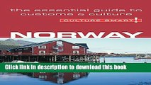 [Popular] Norway - Culture Smart!: The Essential Guide to Customs   Culture Hardcover Collection