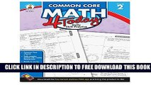 [Download] Carson Dellosa Common Core 4 Today Workbook, Math, Grade 2, 96 Pages (CDP104591)