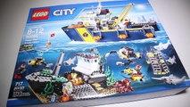 Lego City Guide Exploration Vessel 60 095 Deep Sea deep sea exploration vessel