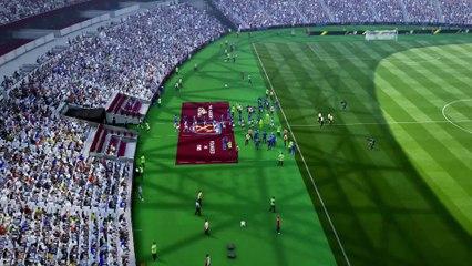 FIFA 17 : Le football avec la technologie Frostbite