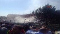 Elazığ'da Emniyet Müdürlüğü Yakınında Patlama