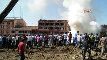 Elazığ'da Emniyet Müdürlüğü Yakınında Patlama 5