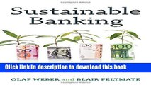 [Popular] Sustainable Banking: Managing the Social and Environmental Impact of Financial