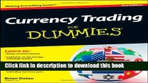 [Popular] Currency Trading For Dummies Kindle Online