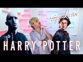 Harry Potter - Speakerine