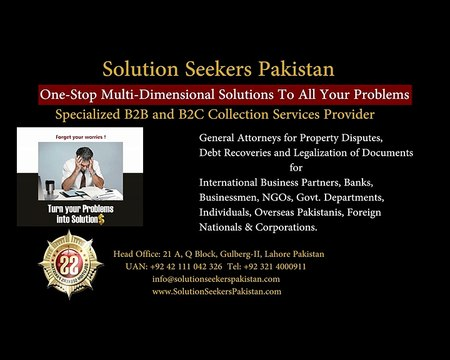 Legal Services Company In Lahore Pakistan
