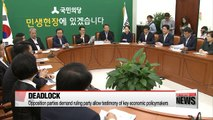Political parties locked in debate over budget supplement bill