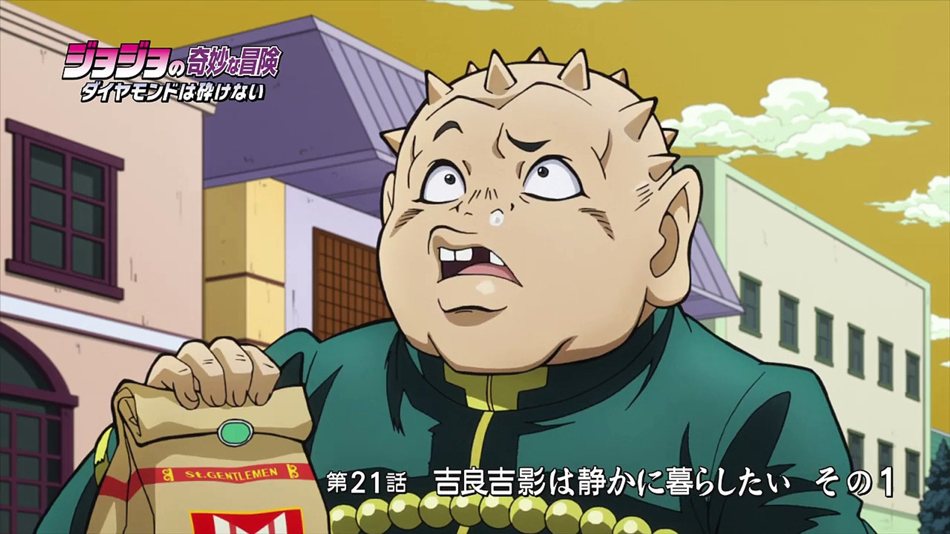 Jojo S Bizarre Adventure Diamond Is Unbreakable Ep 21 Preview