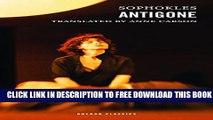 Collection Book Antigone (Oberon Classics)