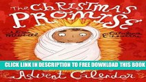 The Christmas Promise Book.New Book The Christmas Promise Advent Calendar Video