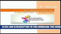 New Book 80 Brincadeiras Educativas e Caseiras (Portuguese Edition)