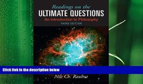 different   Readings on Ultimate Questions: An Introduction to Philosophy (3rd Edition)