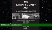 READ book  The Sarbanes-Oxley Act: Analysis and Practice READ ONLINE