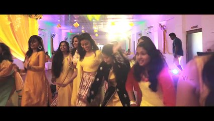 Actress Shilpa Bala Wedding Video