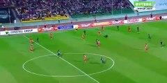 Fedor Smolov GOAL HD - Krasnodar 2 -0 Partizani Tirana 18.08.2016