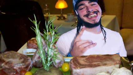 Unwrap The Rap - Post Malone announces his own marinade!