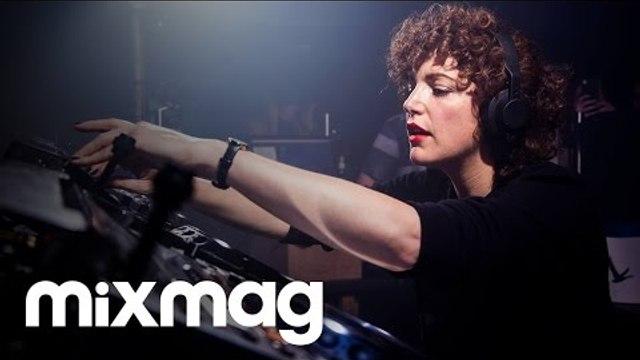 Massive ANNIE MAC DJ set at Mixmag Live Jan 2016