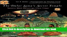 [Download] The Dalai Lama s Secret Temple: Tantric Wall Paintings from Tibet Hardcover Collection