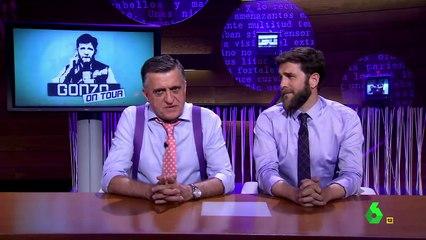 """Gonzo 'entrevista' a Rajoy: """"Señor, ¿a favor de dejar a España en la mayor deuda del siglo?"""""""