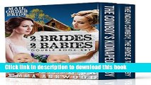 [PDF] Mail Order Bride: Two Brides and Two Babies Double Book Set (Historical Romance) (Western