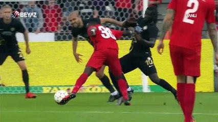Midtjylland  (0 - 1) Osmanlı Spor (18 Ağustos 2016)