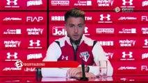 Buffarini admite que São Paulo não está bem e que precisa vencer
